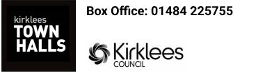 Kirklees Theatre Ticketing
