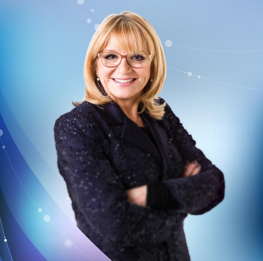 "The nation's favourite psychic, Sally Morgan is back and better than ever with her brand new show – ""Kisses from Heaven"""