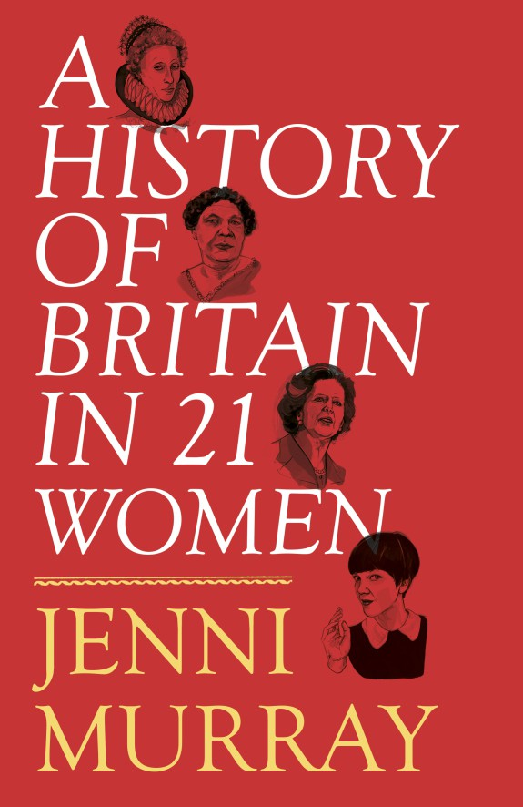 Jenni Murray In Conversation with Dr Sarah Falcus