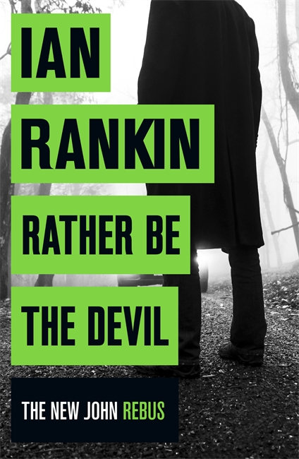 Ian Rankin in Conversation with David Barnett