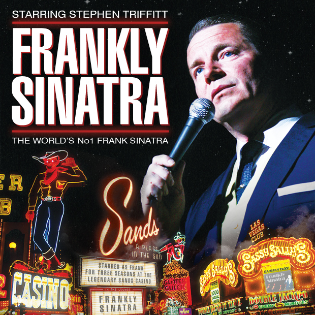 Celebrating the centenary of the greatest singer of the 20th century – it's the swing, the swagger and the velvet vocals of Sinatra in concert.