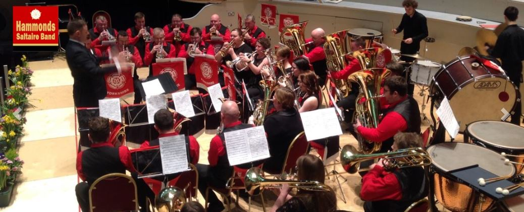 Hammonds Saltaire Band Christmas Concert 2017