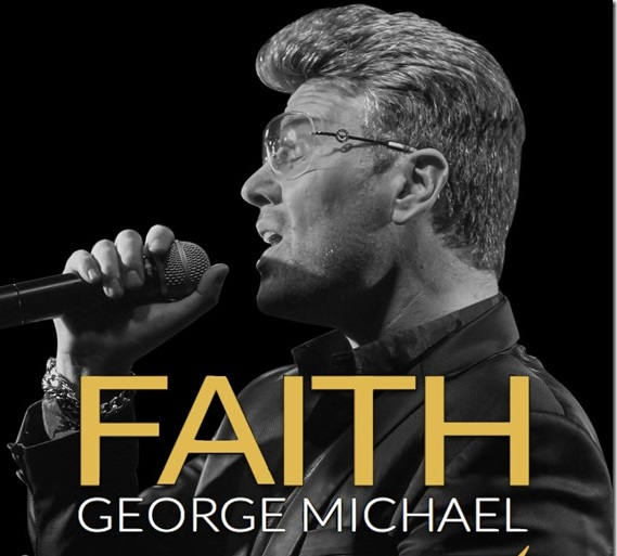 FAITH – THE GEORGE MICHAEL LEGACY features international George Michael tribute artist Wayne Dilks together with his incredible 7 piece band and backing singers, a musical journey of 35 years of hit records