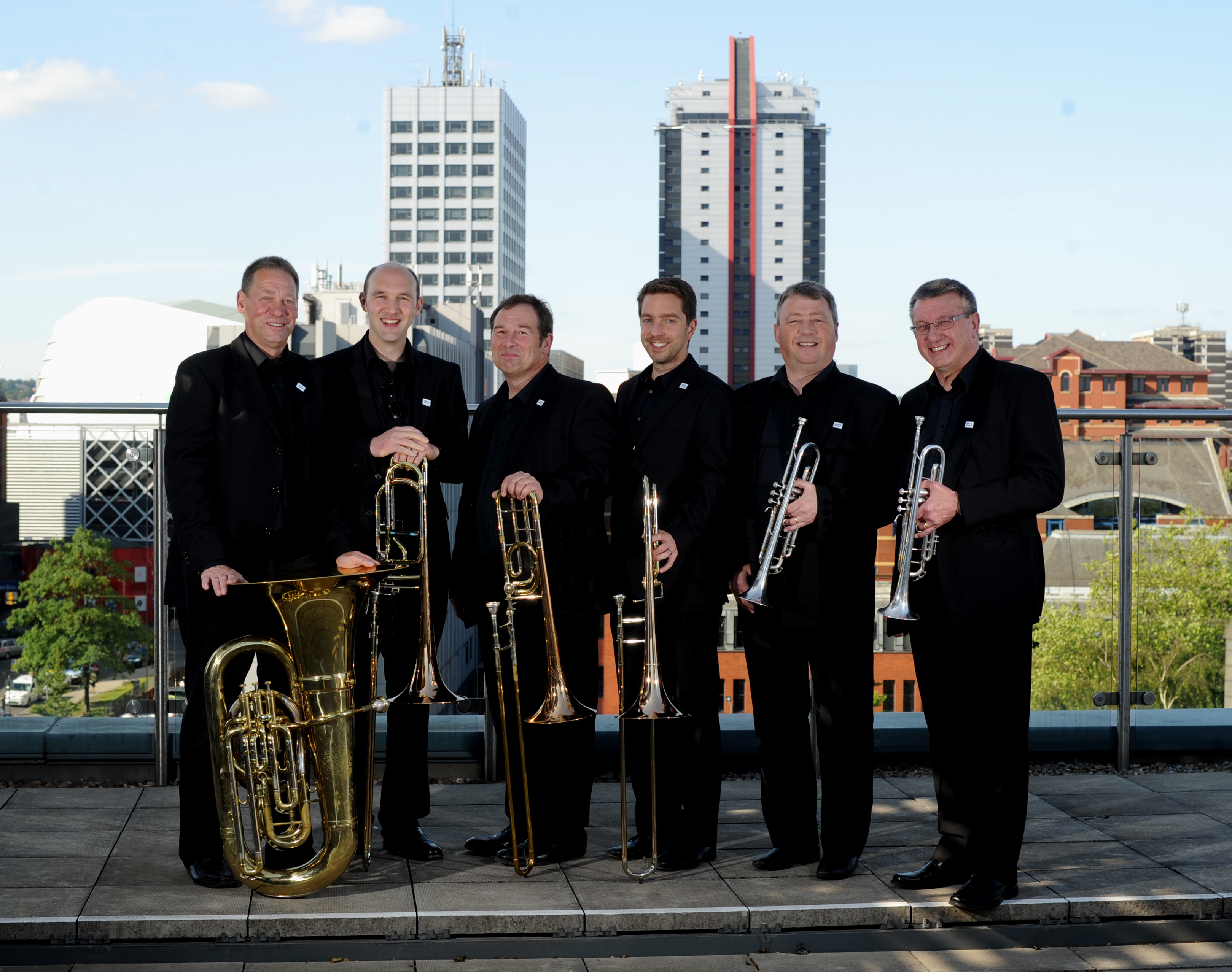 Dewsbury Lunchtime Concert - Opera North Brass Ensemble