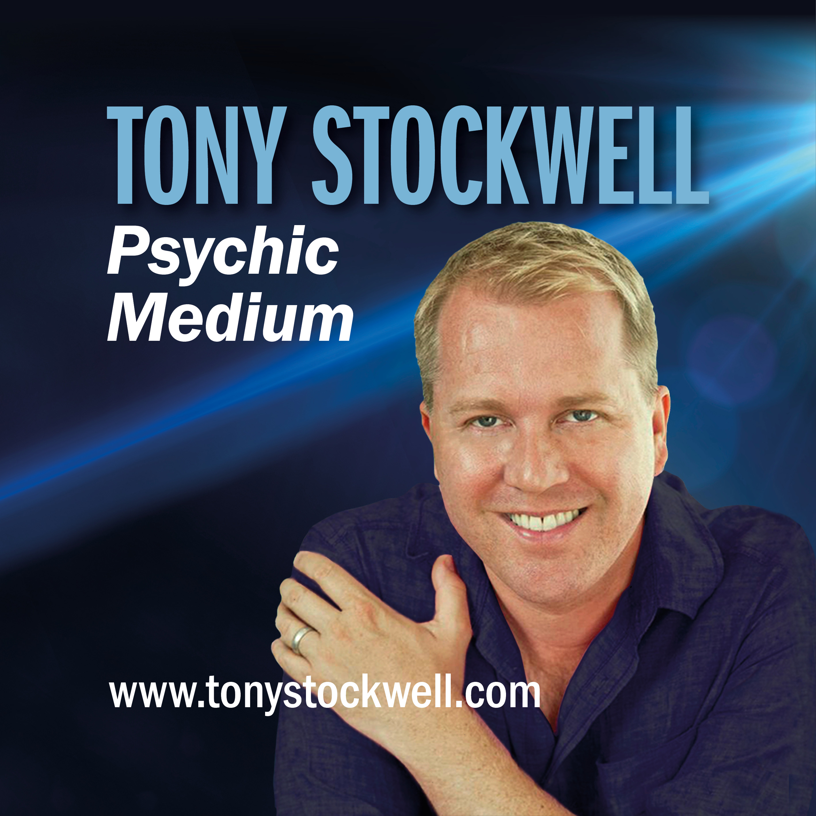Tony Stockwell, An Evening of Mediumship