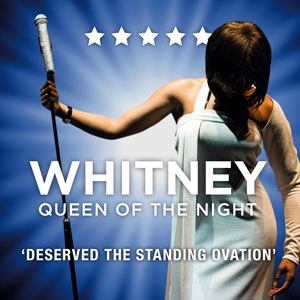 A stunning celebration of the music and life of one of the greatest singers of our time. This award winning production features a sensational line-up of musicians and artistes, and together with a powerhouse and breath-taking performance in the spirit of Whitney, deliver a show that exceeds expectation on every level.