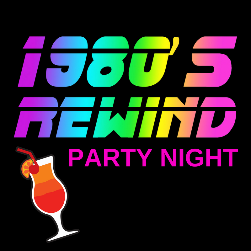 Dust off your rara skirt, roll up your leg warmers, get the shoulder pads on as the 1980s Rewind Party comes to Dewsbury Town Hall this summer!
