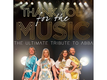 This international smash-hit tribute show brings all of ABBA's number one hits to the stage in a production like no other. The hugely popular show, combines the unmistakable harmonies, colourful costumes, and dazzling performances by an all-star cast that'll have you thanking ABBA for the music again and again!