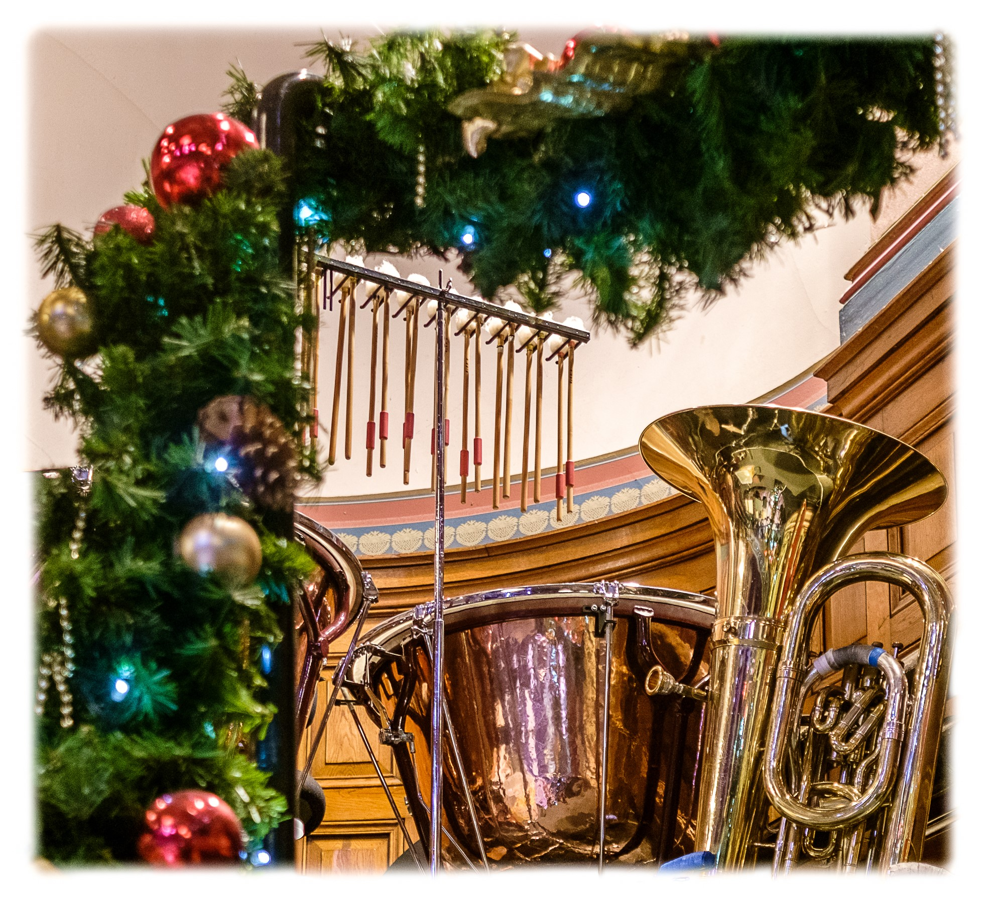 Dewsbury Lunchtime Concert - Dewsbury Brass Band Christmas Spectacular