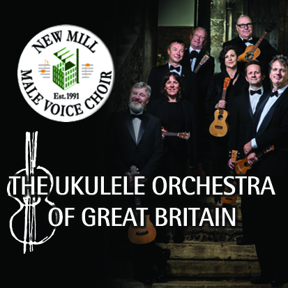 New Mill Male Voice Choir and Ukulele Orchestra