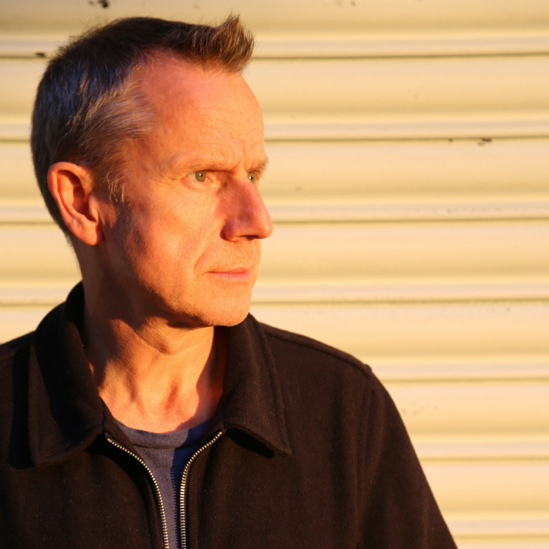 Jeremy Hardy is in his 4th decade as a stand-up this year. That's a more dramatic way of saying he started 34 years ago and, without a lottery win, probably has at least another 34 years to go.