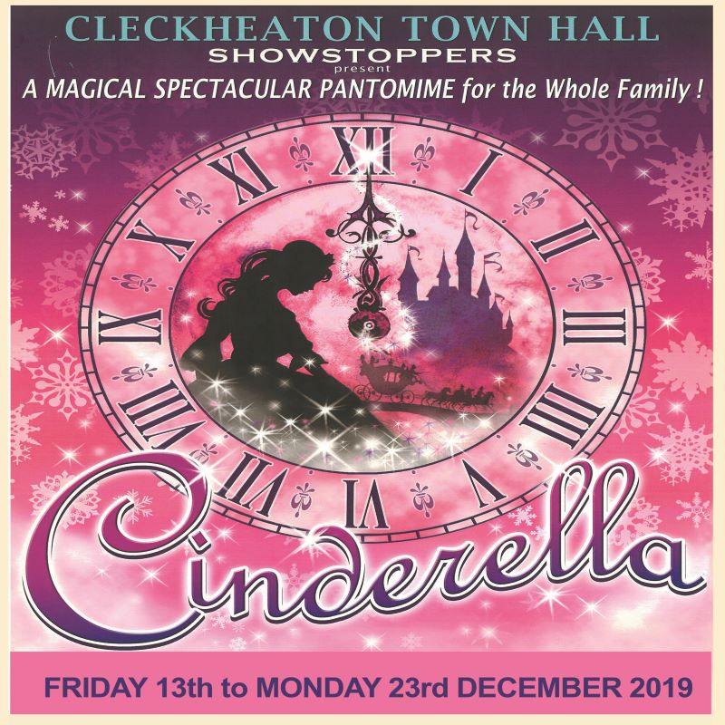 "Showstoppers presents ""Cinderella"""